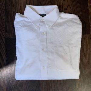Lauren Ralph Lauren white dress shirt 16 1/2 36/37